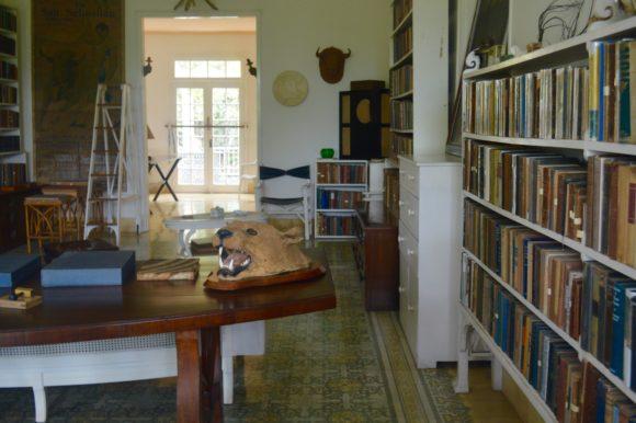 Inside Ernest Hemingway's House Havana Cuba