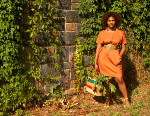 Outdoor Photoshoot Fashion Blogger